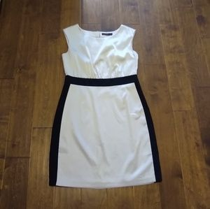 The Limited sz 14 champagne dress sleeveless
